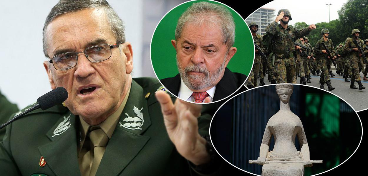 General Eduardo Villas Bôas, ex-presidente Lula, STF e os militares