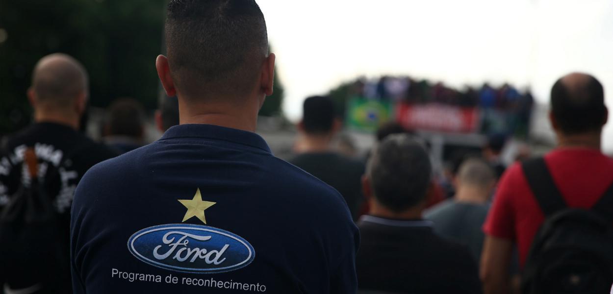Trabalhadores serão demitidos da Ford