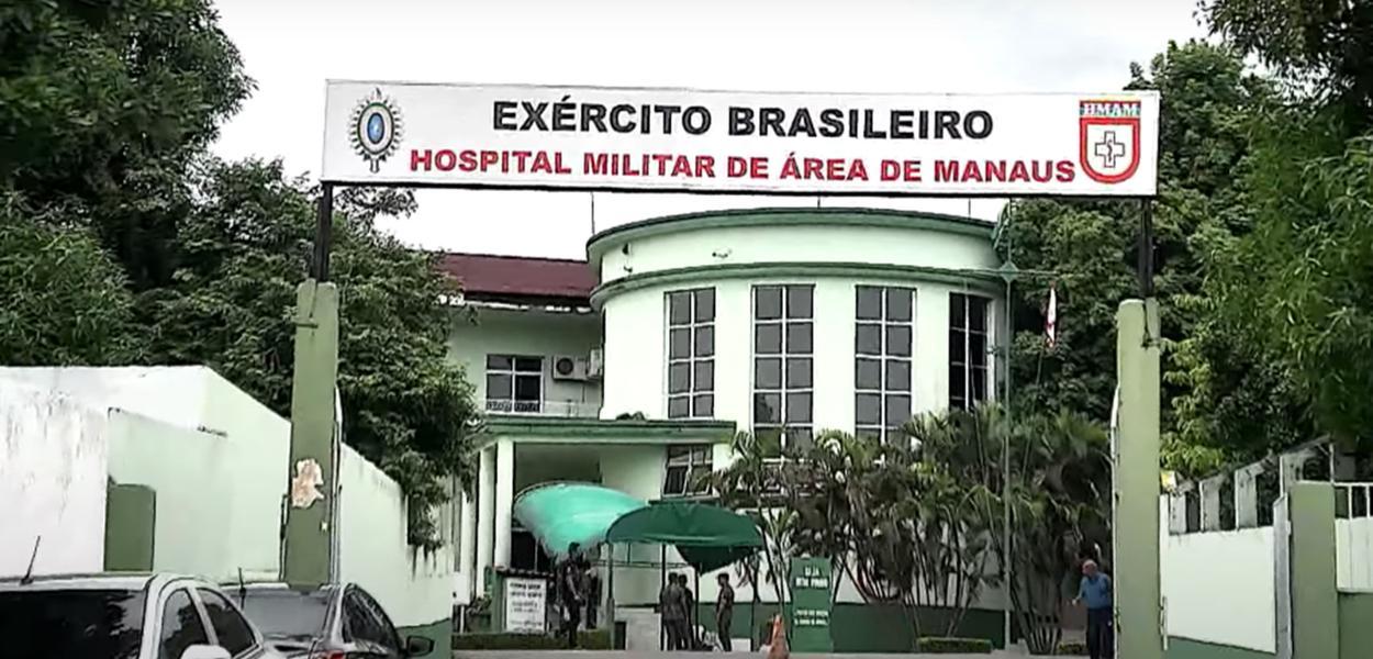 Hospital Militar de Área de Manaus