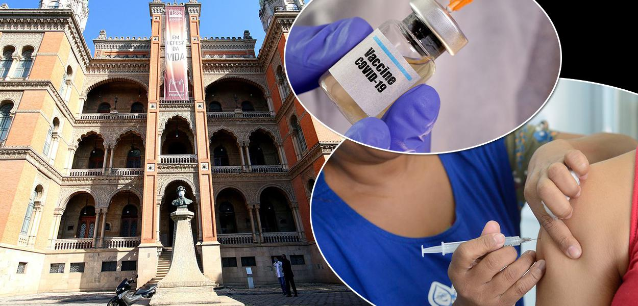 Ritmo de vacinação no Brasil preocupa autoridades