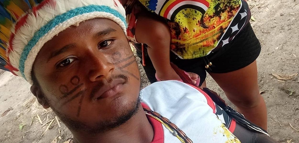 Isac Tembé, de apenas 24 anos, morto pela PM no Pará