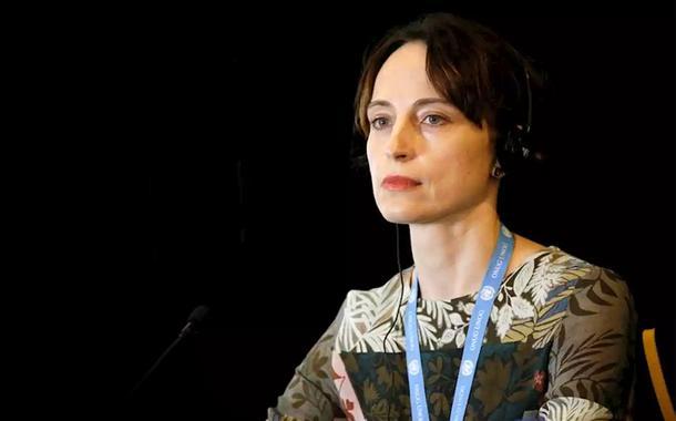 Alena Douhan, relatora especial da ONU