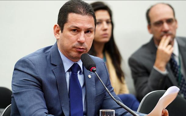 Marcelo Ramos (PL-AM), vice-presidente da Câmara