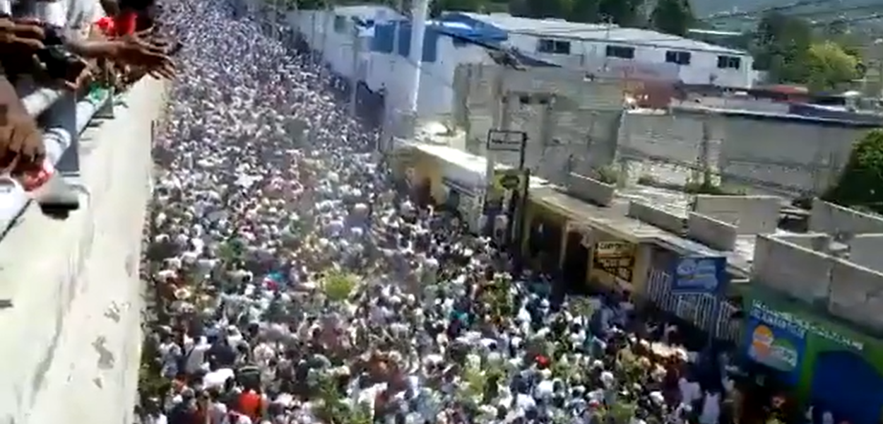 Levante no Haiti