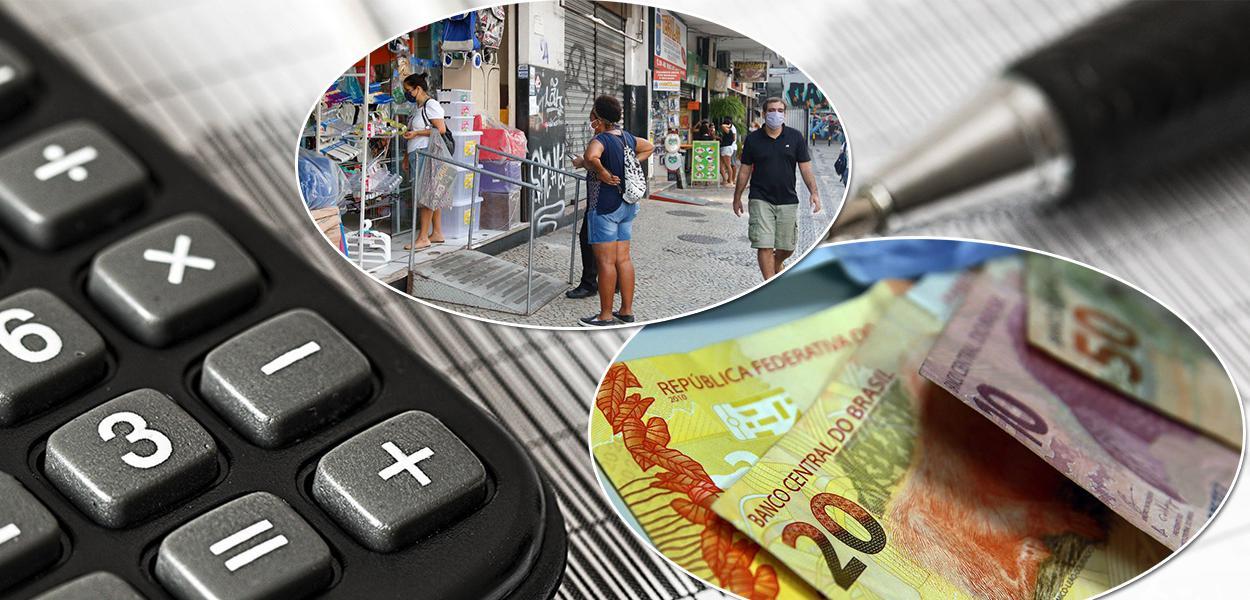 O cartão de crédito gerou as principais dívidas das famílias – 78%, na média de 2020