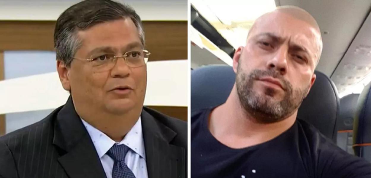 Flávio Dino e Alexandre Silveira