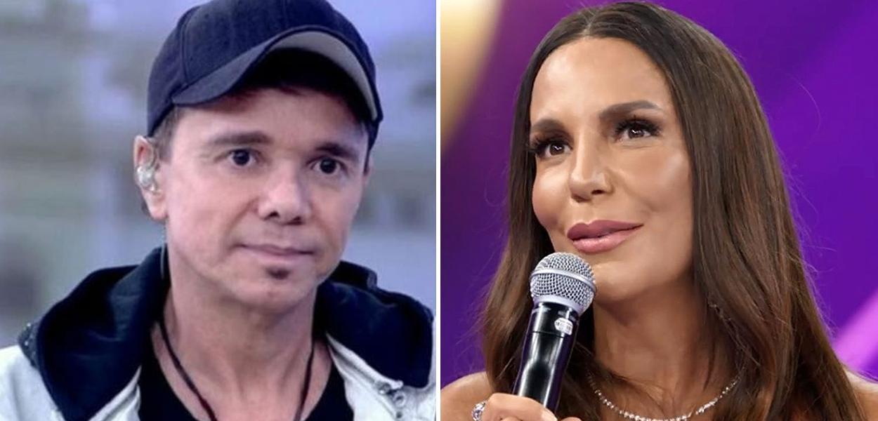 Cantores Netinho e Ivete Sangalo