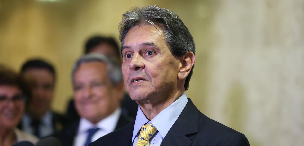 Ex-deputado Roberto Jefferson
