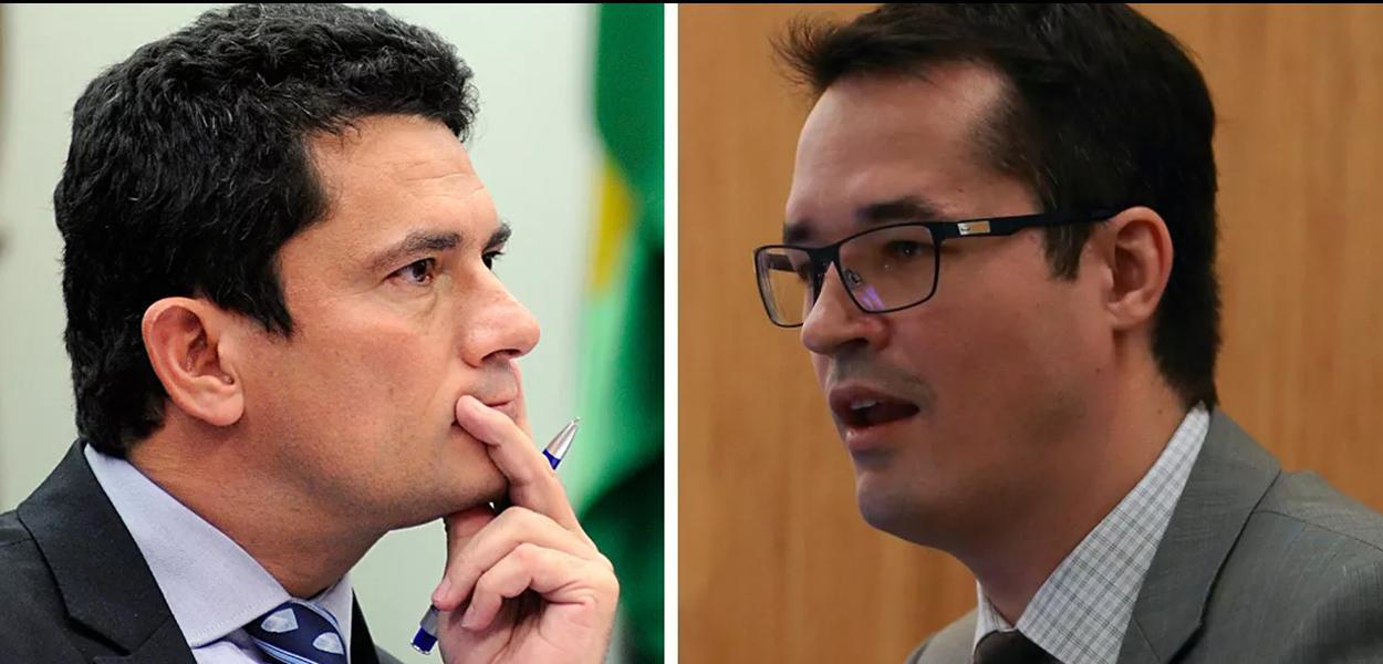 Sergio Moro, Deltan Dallagnol e o símbolo do FBI