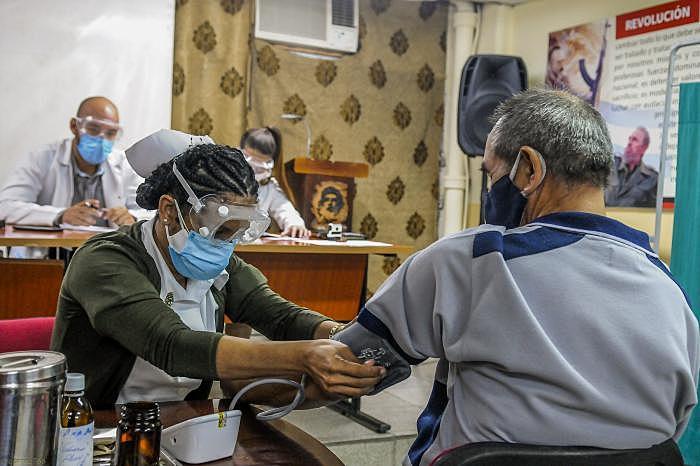 Cuba faz testes da vacina contra o coronavírus