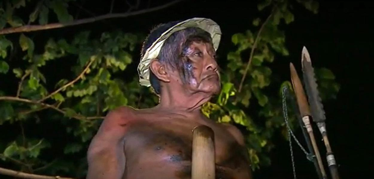 Indígena Aruka Juma morreu vítima da Covid-19 em Porto Velho.