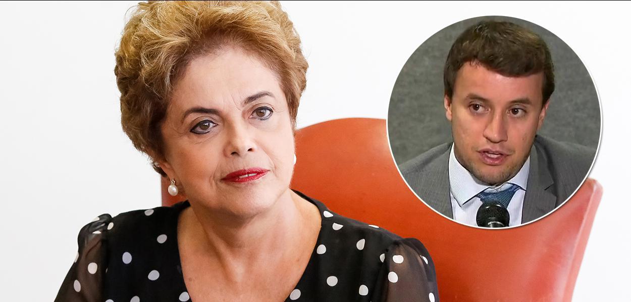 Dilma Rousseff / procurador Diogo Castor