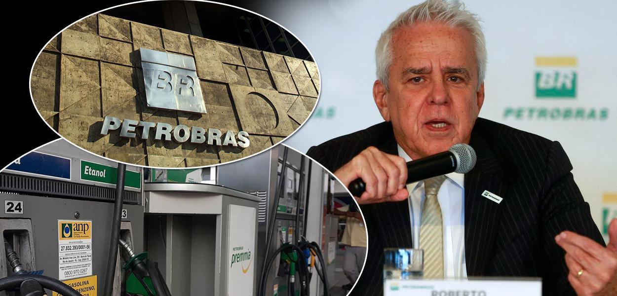Presidente da Petrobrás, Roberto Castello Branco
