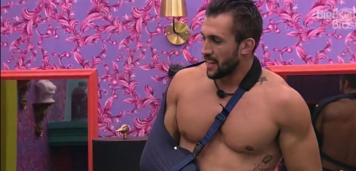 Arthur, participante do Big Brother Brasil