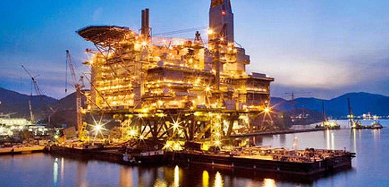 Estaleiro sul-coreano Samsung Heavy Industries (SHI)
