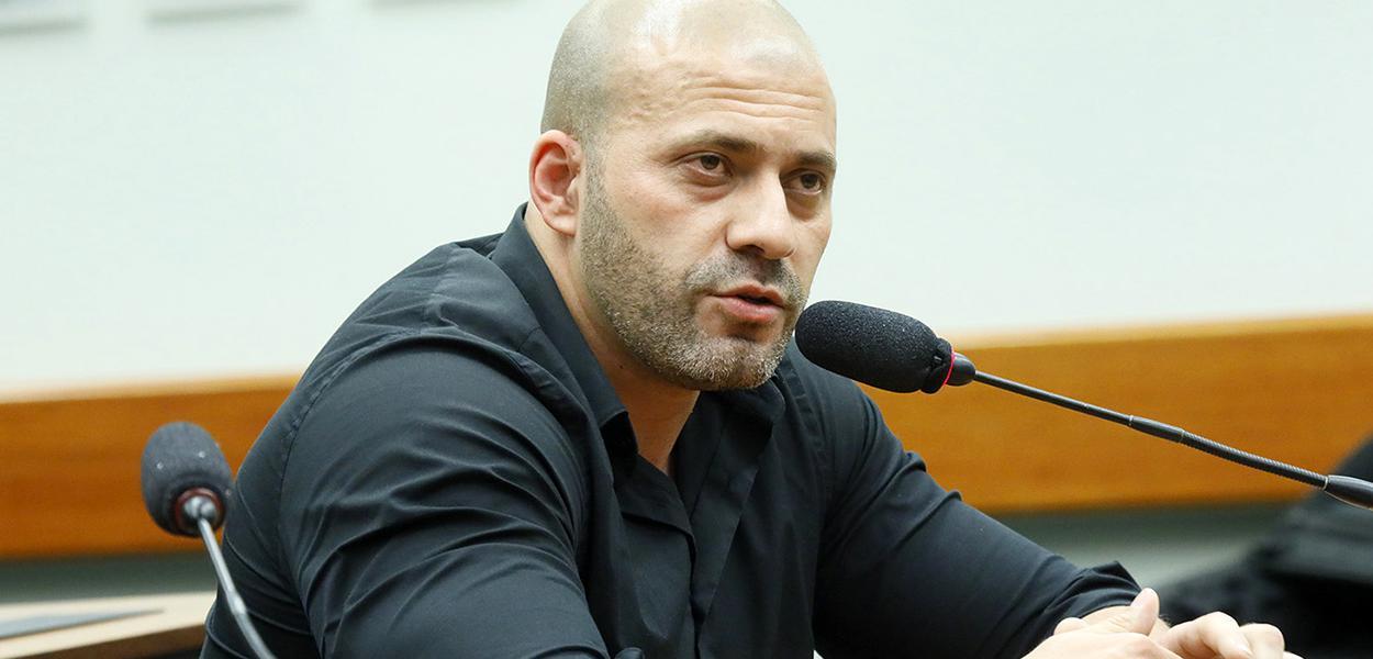 Ex-deputado Daniel Silveira