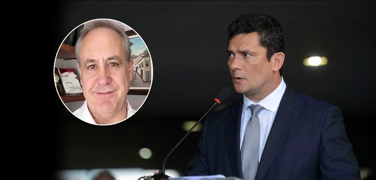 Joaquim de Carvalho e Sergio Moro