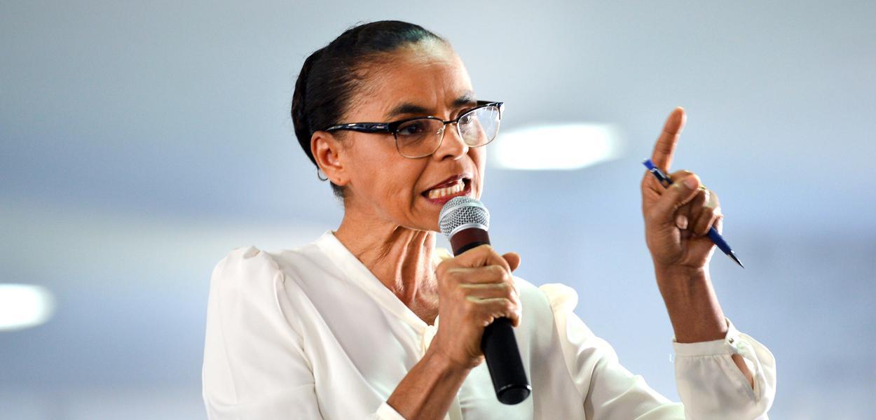Evangélica, Marina Silva perde apoio entre evangélicos
