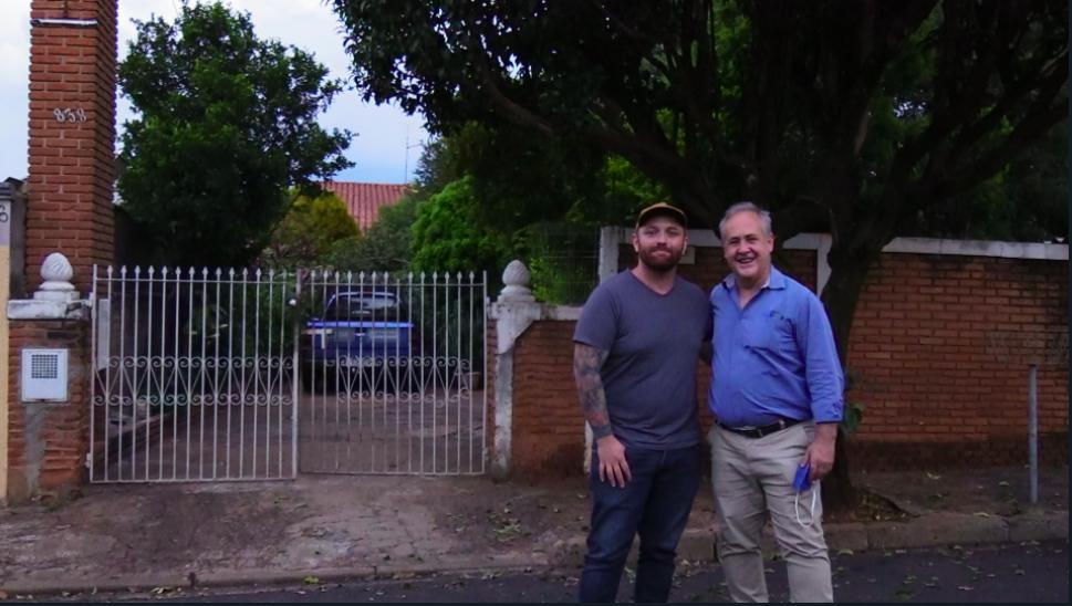 Walter Delgatti Neto e Joaquim de Carvalho