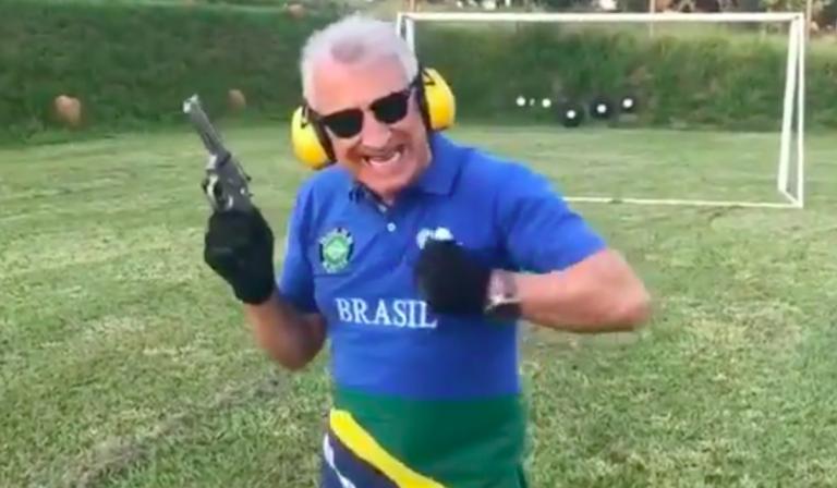 Eleitor de Bolsonaro ameaça de morte o ex-presidente Lula