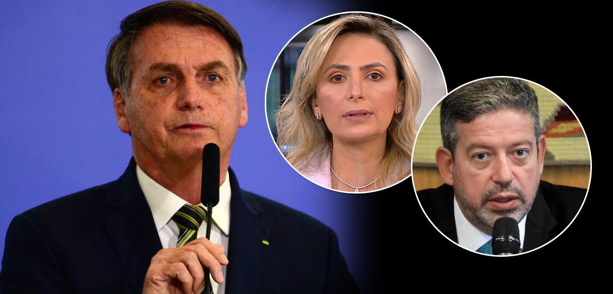 Bolsonaro, Ludhmila e Lira