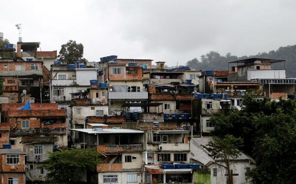 Maioria das pessoas que moram em favelas dependem de doações para se alimentar