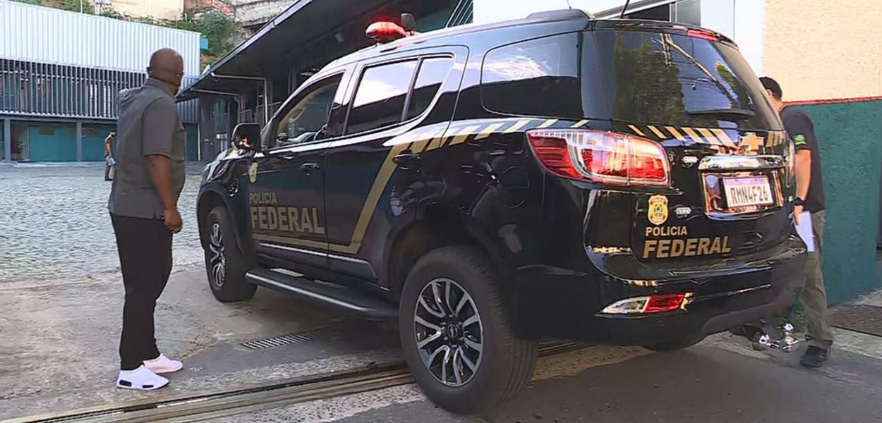 Quatro mandados de busca e apreensão foram expedido pela 35ª Vara Federal Criminal de Belo Horizonte