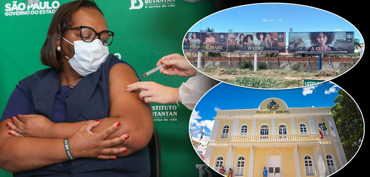 Unegro denuncia racismo em publicidade de prefeitura na Bahia