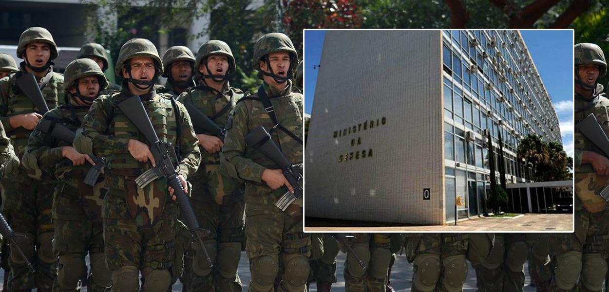 Forças Armadas e o ministério da Defesa