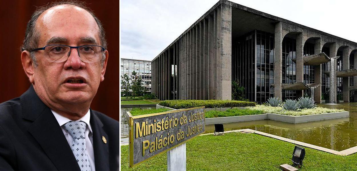 Gilmar Mendes e o Ministério da Justiça
