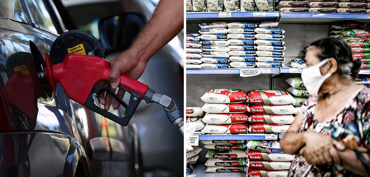 Inflação volta a apertar o bolso do consumidor