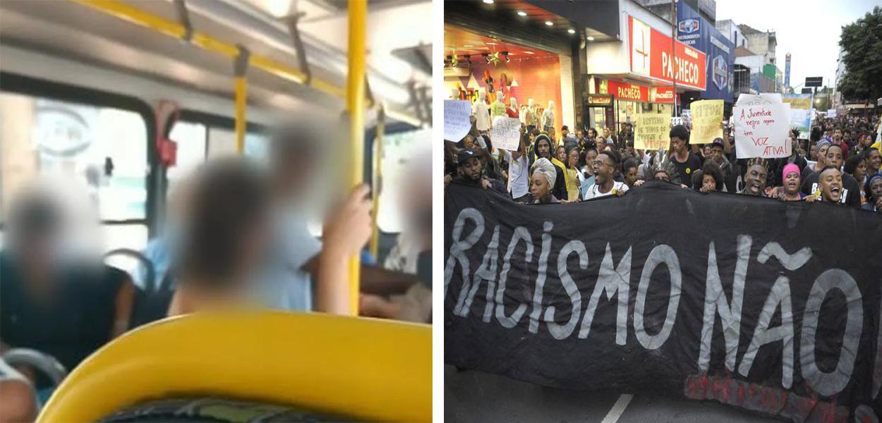PM é acionada e prende mulher em flagrante por racismo no litoral do estado de São Paulo