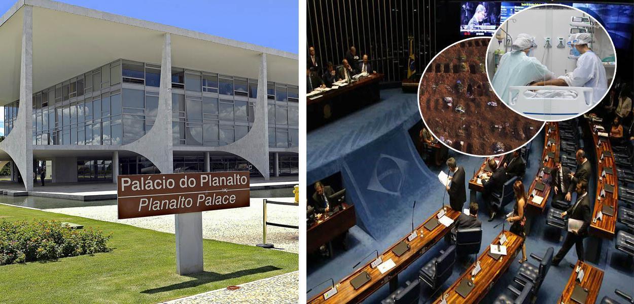 CPI da Pandemia pressiona governo Jair Bolsonaro
