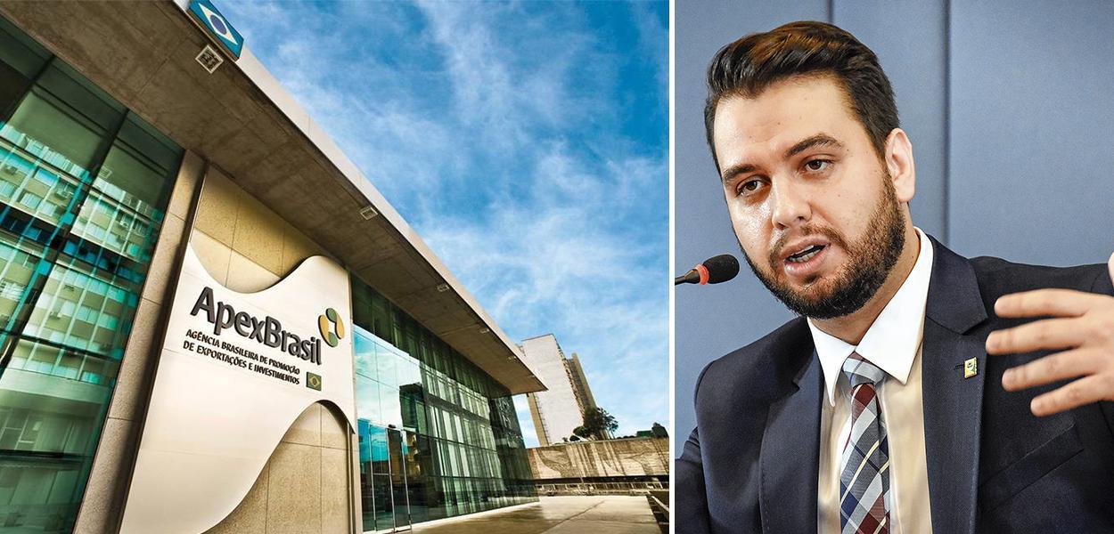 Filipe Martins, assessor para Assuntos Internacionais da presidência da República