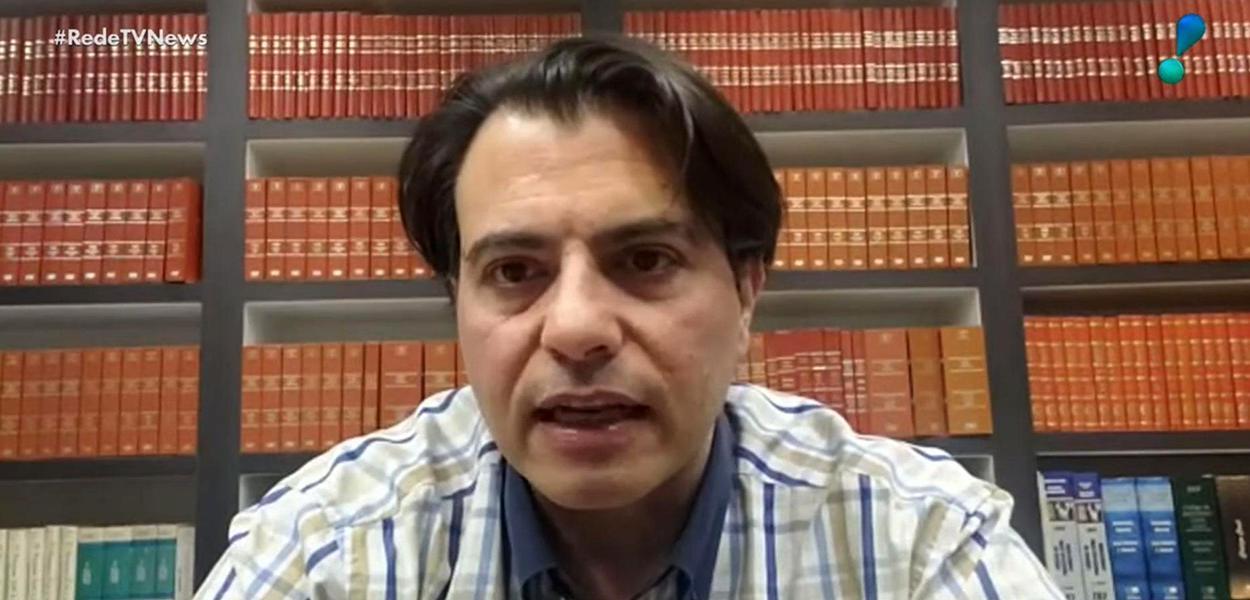 Empresário bolsonarista Otávio Fakhoury