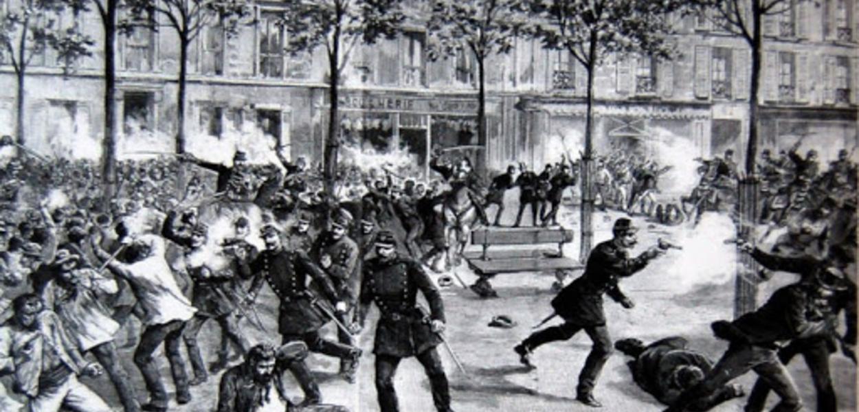 Origens do Primeiro de Maio