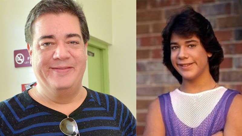 Ray Reyes, em foto recente e no auge (reprodução da rede social)