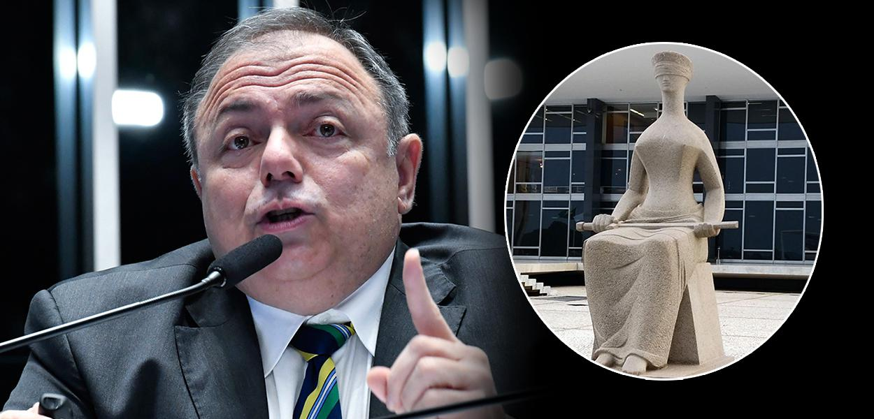 Eduardo Pazuello e STF