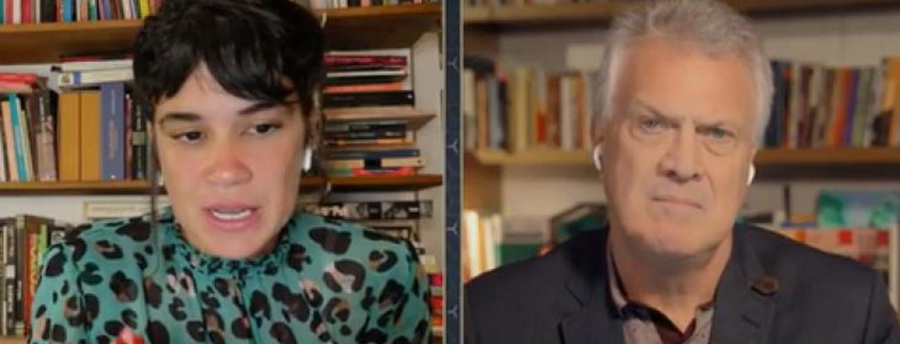 Luana Carvalho disse que a Globo cortou trecho de sua entrevista em que ela pede tratamento justo ao ex-presidente Lula
