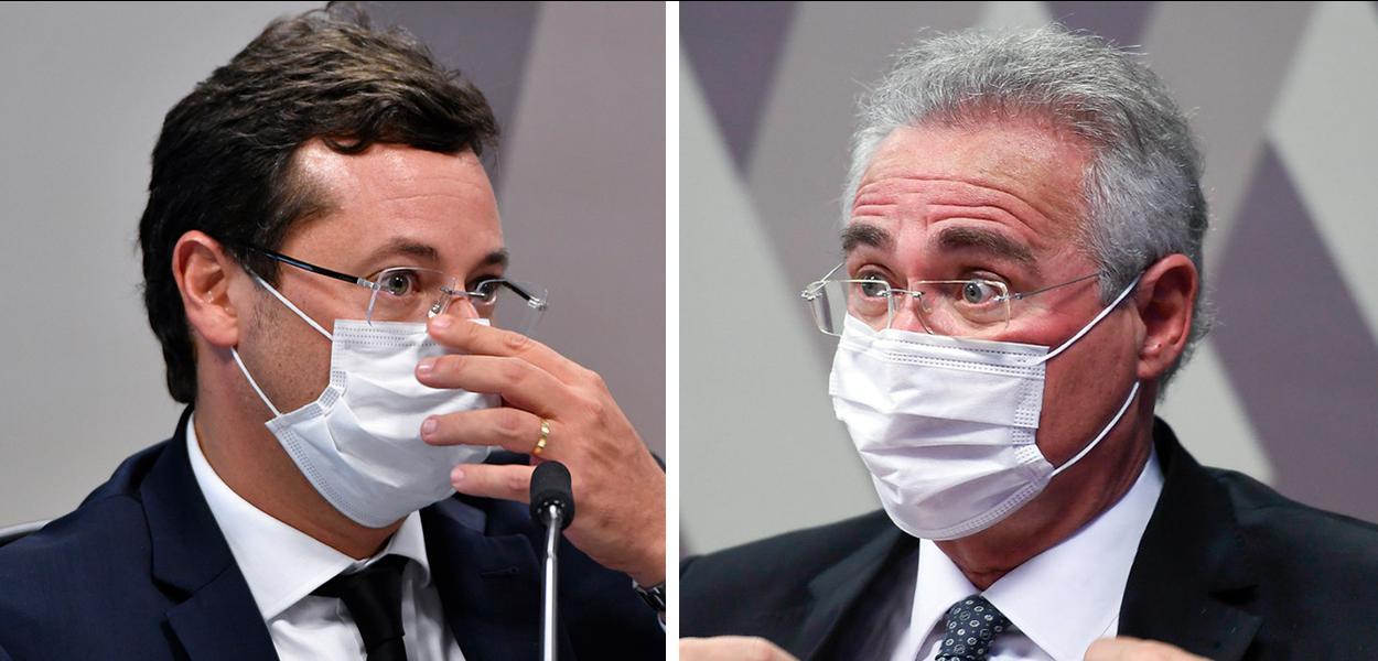 Renan pede a prisão de Wajngarten por mentir na CPI da Covid - Brasil 247