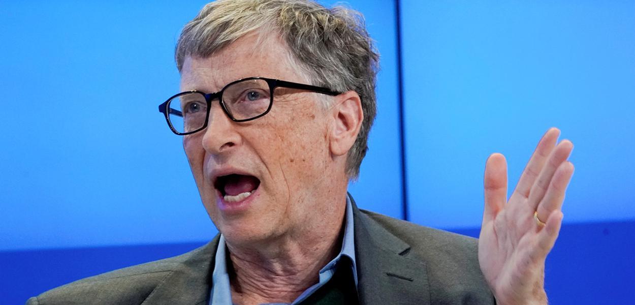 Bill Gates é afastado da Microsoft