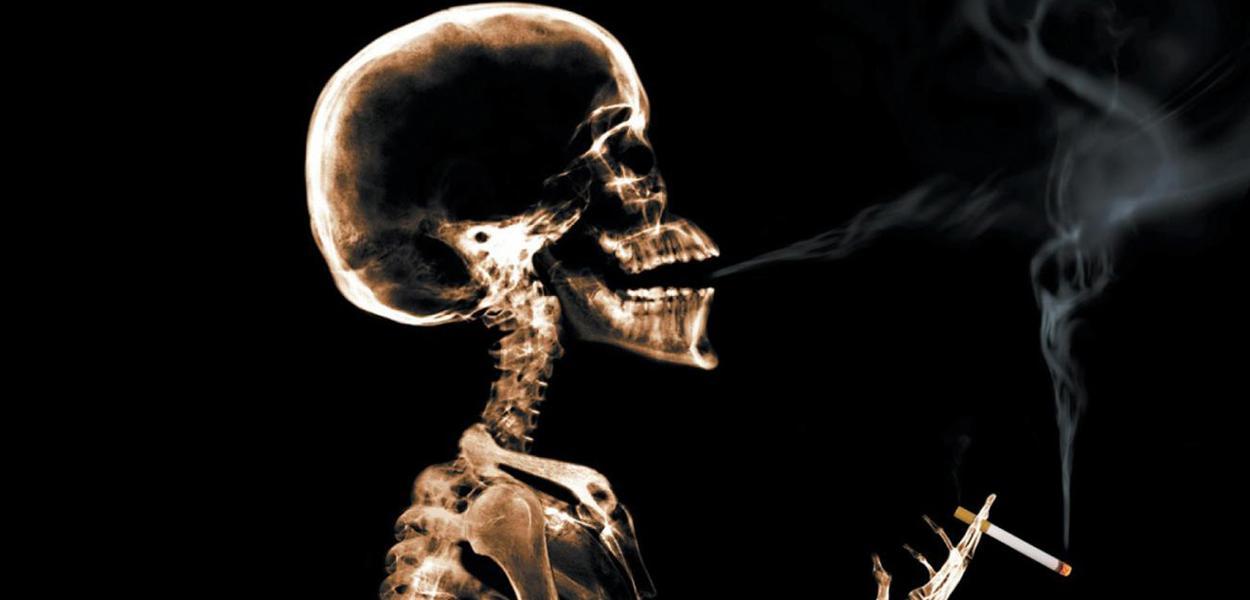 Tabaco. Você conhece os venenos contidos em seu cigarro?