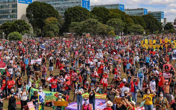 Só a mobilização popular enterrará o bolsonarismo