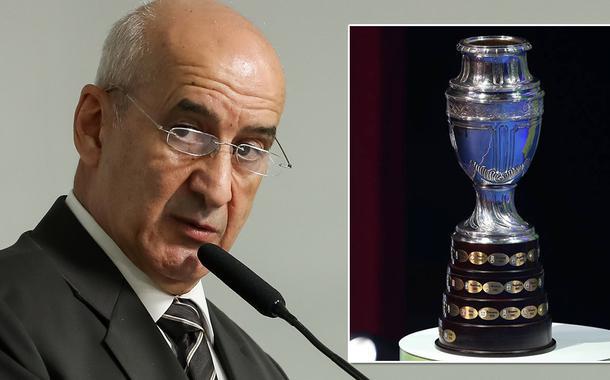 Luiz Eduardo Ramos / Copa América