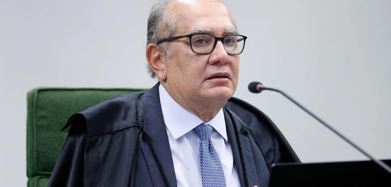 Ministro Gilmar Mendes.
