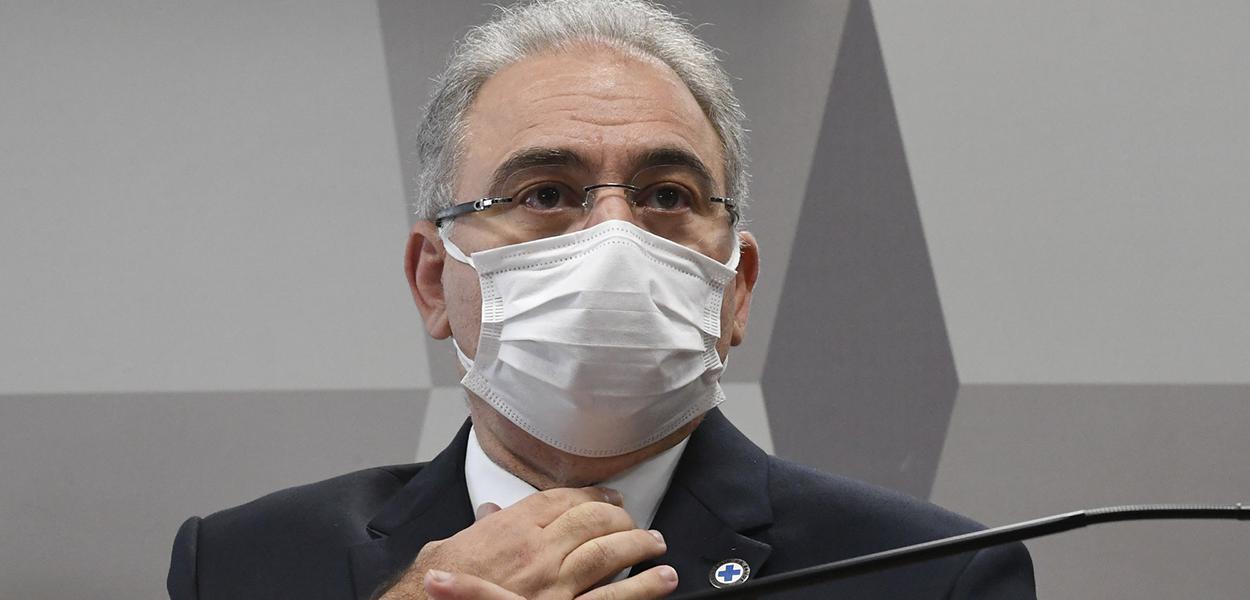 Ministro Marcelo Queiroga