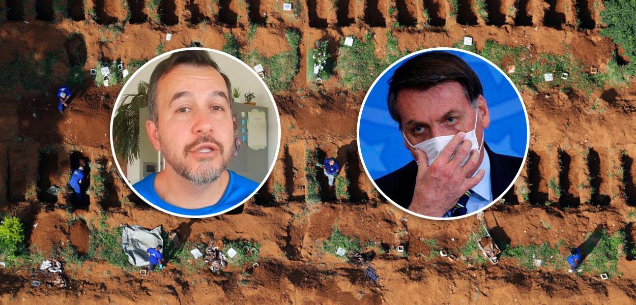 Alexandre Figueiredo Costa Silva Marques e Bolsonaro