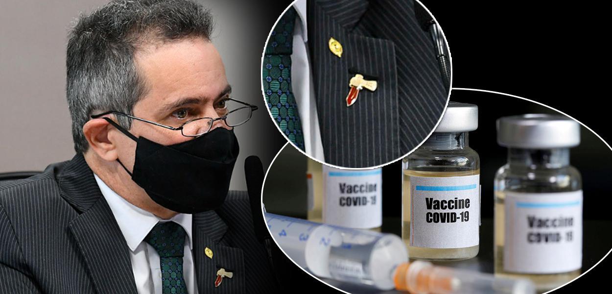 Ex-secretário-executivo do Ministério da Saúde Élcio Franco