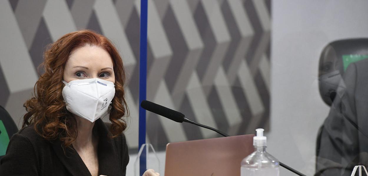 Microbiologista Natalia Pasternak
