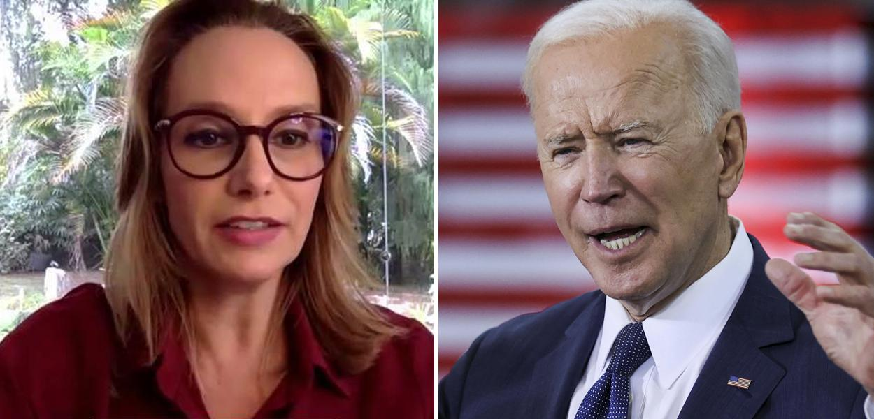 Carol Proner e Joe Biden